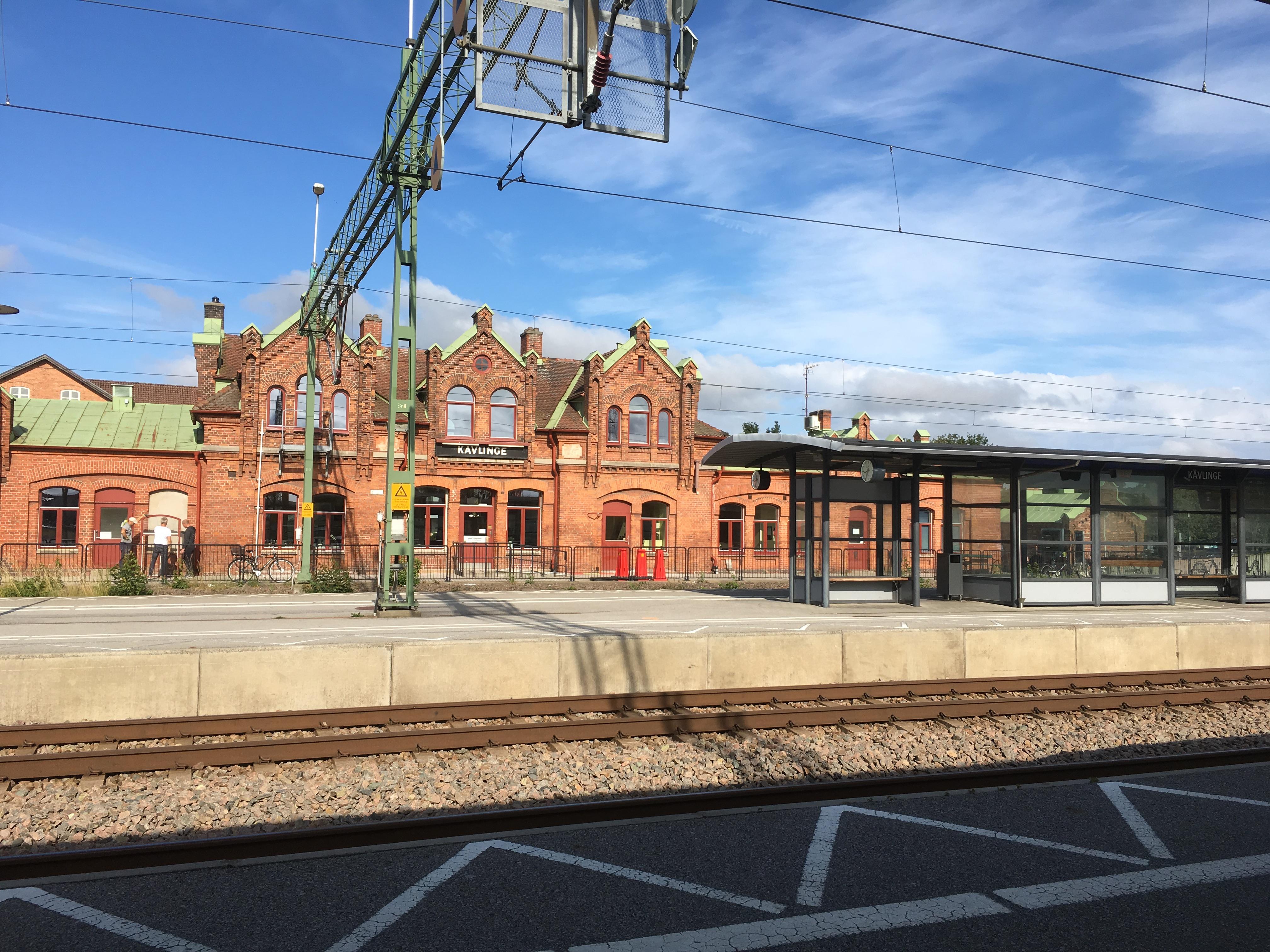 Kävlinge station